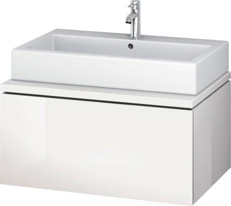 Vero air wastafel geslepen 235060 duravit - Wastafel console ...