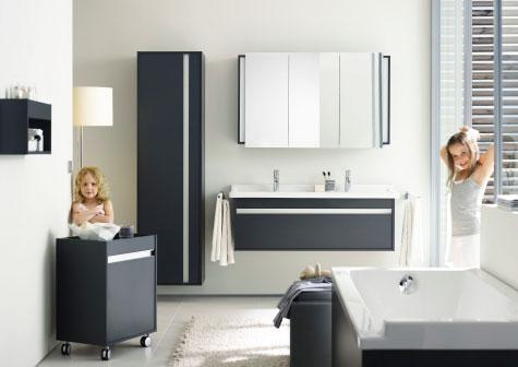 Badkamer Meubel Duravit : Badkamer meubels van duravit duravit