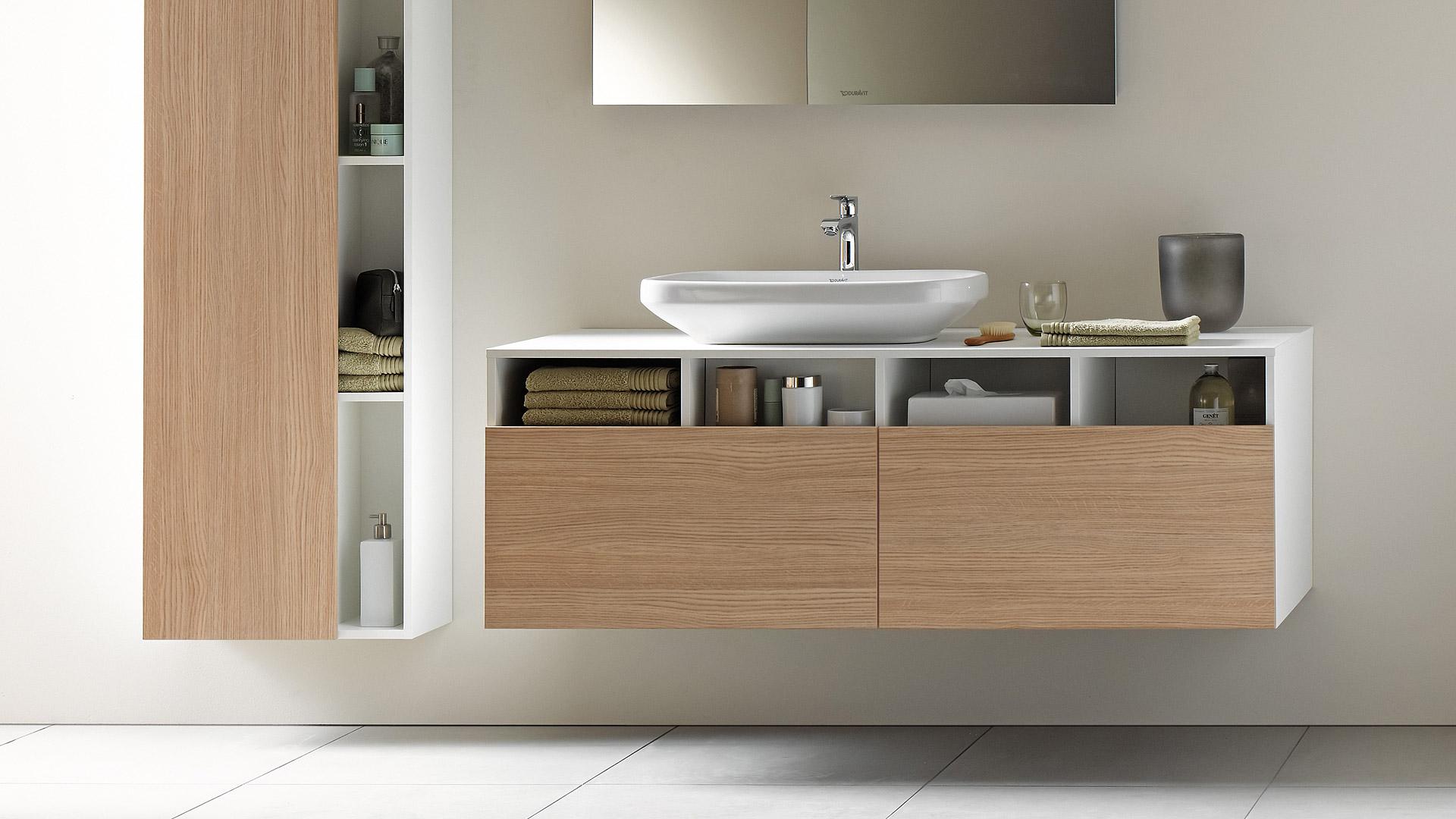 Badkamer Meubel Duravit : Duravit durastyle: wastafels toiletten & meer duravit