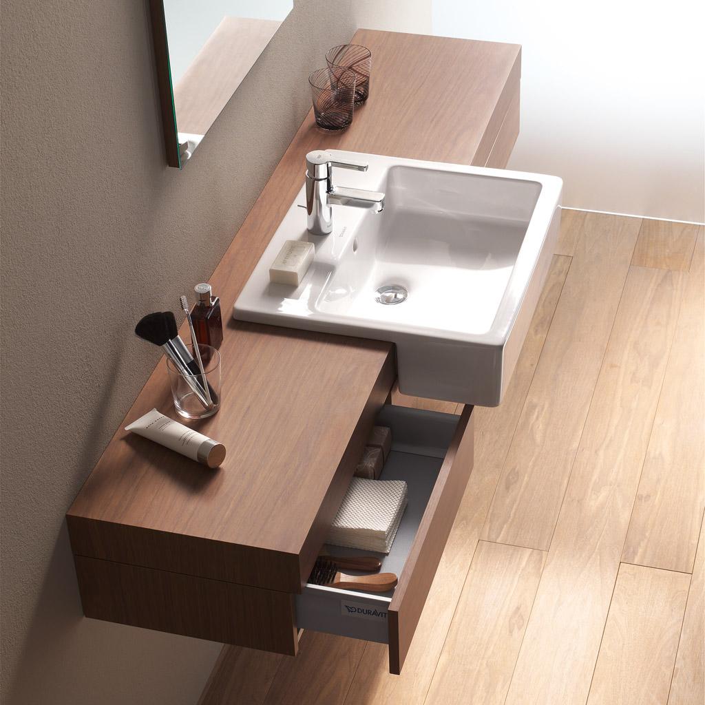 duravit fogo echt hout badkamermeubelserie duravit. Black Bedroom Furniture Sets. Home Design Ideas