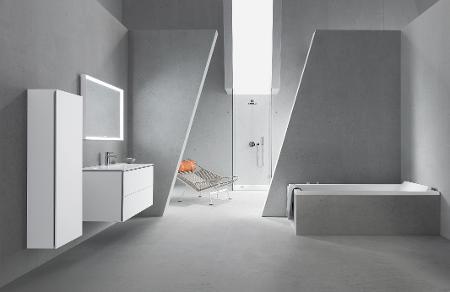 Philippe Starck Wastafel : Duravit me by starck: badkamerserie duravit
