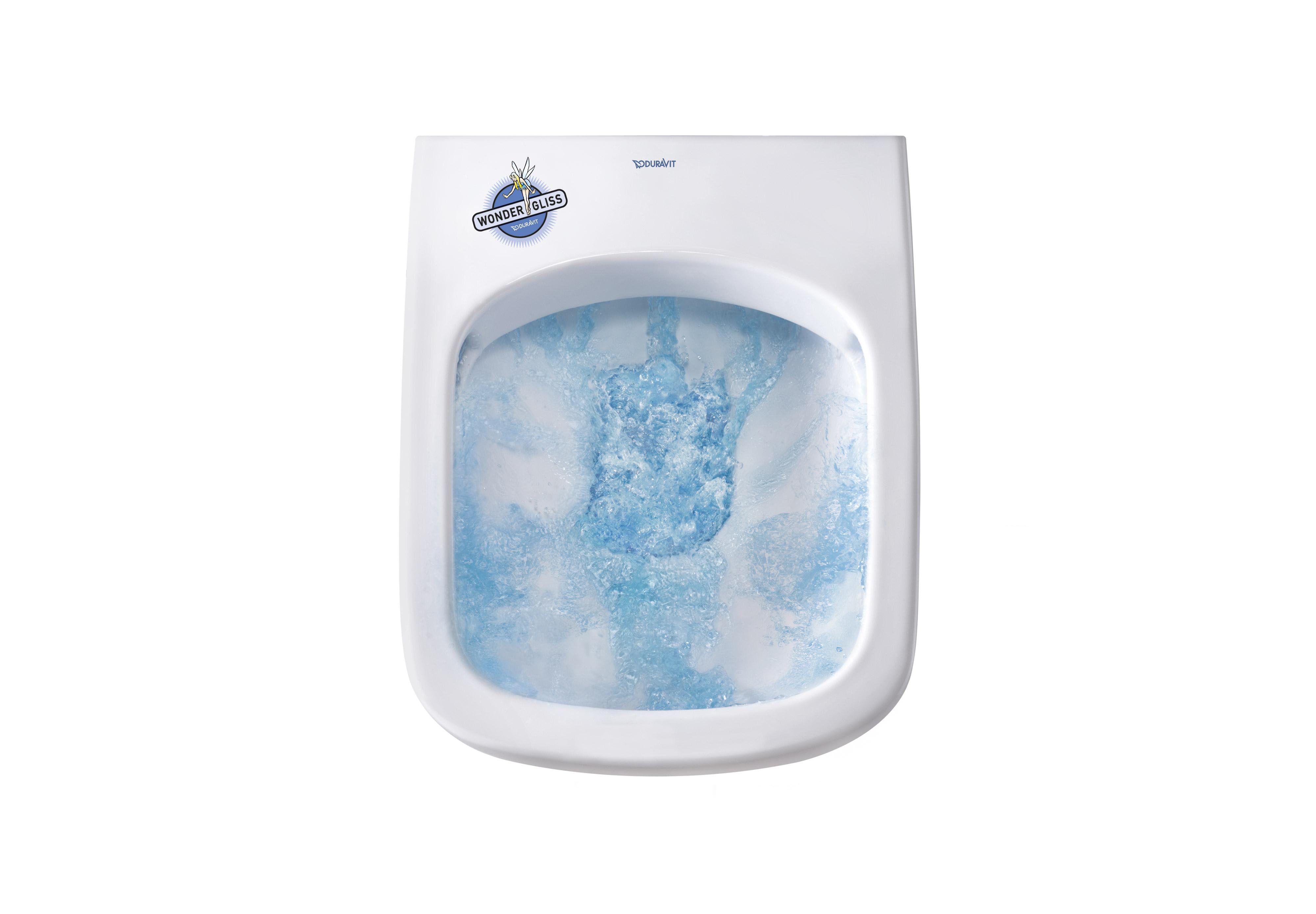 Toilet Zonder Spoelrand : The best toilet of duravit duravit