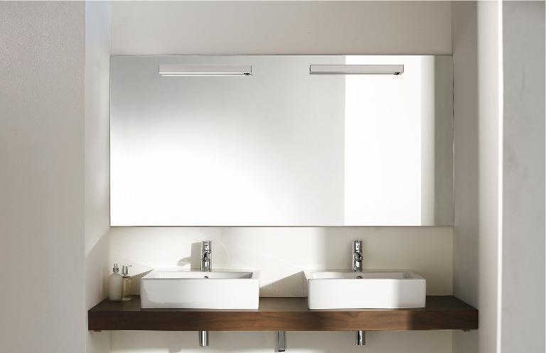 Licht en spiegels voor uw droombadkamer | Duravit