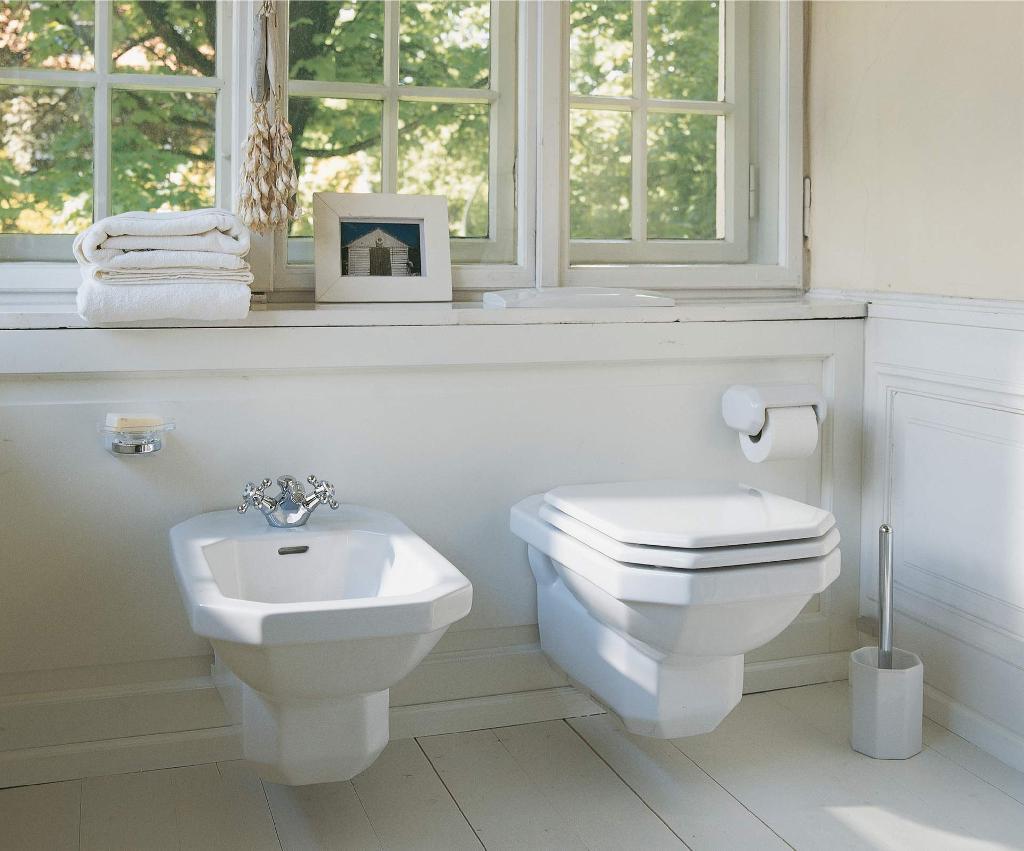 Duravit 1930 serie: wastafels toiletten & meer duravit