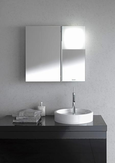 Spiegels en spiegelkasten | Duravit